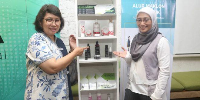 Perusahaan Jasa Maklon Dorong Industri Kosmetik Naik 29 % Tahun 2019