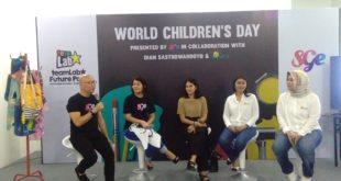 Dian Sastrowardoyo Galang Dana Untuk Anak Autis