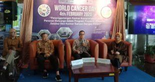 RS Kanker Dharmais Meluncurkan Penggunaan Metode  Terbaru Pencegahan Kanker Serviks