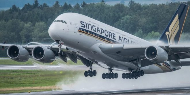 Sia Raih Predikat World S Best Airline Go Happy Live