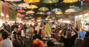 Menikmati Sego Resek dan Bakso Malang di Festival Kuliner Bekasi