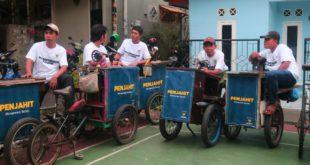 Baznas Berikan Modal dan Pendampingan Usaha Pada 100 Mustahik Pedagang Keliling