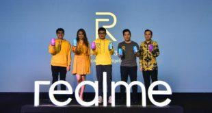 Smartphone Realme 3 Pro dan Realme C2, Smartphone Idola Baru Anak Muda