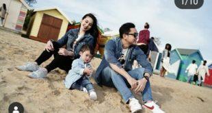 Hamil Anak Kedua, Sandra Dewi  Betah Di Rumah