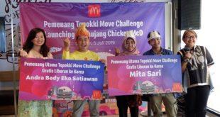 McDonald's Indonesia Umumkan Pemenang Paket Liburan Gratis Ke Korea