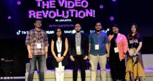 Wow, Indonesia Negara Keempat Di Dunia Pengguna Aktif  Aplikasi Konten Video!