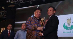 SNI Award 2019 Berikan Penghargaan Role Model SNI Kepada  Perusahaan Langganan Penerima 'Grand Platinum'