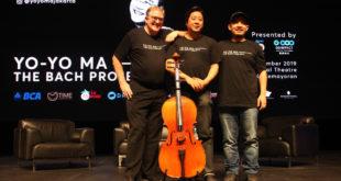 Yo-Yo Ma Legendaris Musik Klasik Konser Di Indonesia