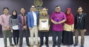 Dalam Sepekan Baznas Borong 2 Penghargaan: Padmamitra Award 2019 dan Indonesia Scholarship Award 2019