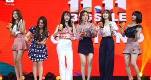 Shopee Meriahkan Pesta 11.11 Big Sale Bersama   Kpop 'GFriend'