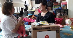 Peduli Korban Banjir Jabodetabek, Lotte Grosir Sumbang 300 Juta