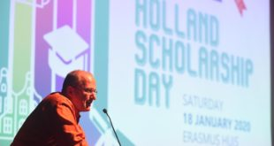 Holland Scholarship Day ke – 7 Hadirkan 17 Perwakilan Universitas Belanda