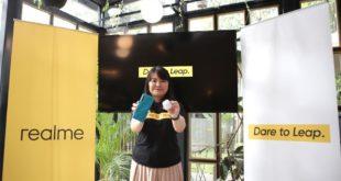 realme Buds Air dan realme 5i Diminati Milenials Bandung