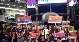 Tumbangkan 15 Tim, Universitas Gunadarma Juara PUBG Mobile Campus Championship 2019