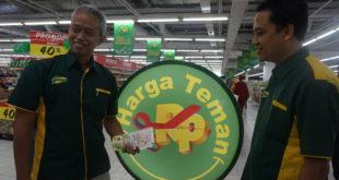 Giant Perkuat Program  'HARGA TEMAN'  Dengan Jaminan 5 SIP (Segar, Istimewa dan Promosi)