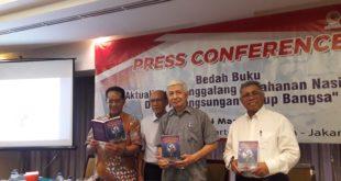 Buku Berjudul 'Menggalang Ketahanan Nasional dengan Paradigma Pancasila' Bahas Pentingnya  Pancasila Dalam Kehidupan Berbangsa dan Bernegara