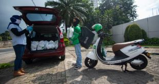 Grab dan YPO Berbagi Kebahagiaan Ramadan,  Bagikan 100.000 paket berbuka bagi 25.000 KK di Jakarta