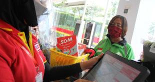 Danone Specialized Nutrition Indonesia dan Alfamart Ringankan Korban Terdampak COVID-19 Lewat Program Berbagi