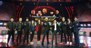 5 Magician Indonesia Hadir Memukau Di Panggung Mahakarya Pentagram Magic Reunion RCTI