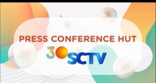 '3xtraOrdinary Night ' Perayaan 30 Tahun SCTV  Bertabur Bintang