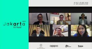 OPPO Art Jakarta Virtual 2020 Telah Dimulai ; Dari 19 Oktober Hingga 15 Desember 2020