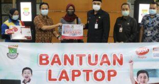10 Kota di Indonesia Terima 1.000 Paket Sarana Pendidikan Dari SGM Eksplor dan Indomaret