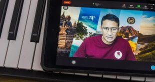 Menparekraf Sandiaga Ajak  Indra Lesmana dan  Insta Jam Viralkan 5 Destinasi Super Prioritas