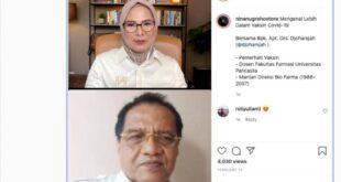Nina Nugroho Solution  Ajak Professional Muslimah 'Mengenal Lebih Dalam Vaksin Covid-19'