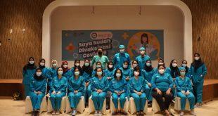 SehatQ Inisiasi Vaksinasi Keliling, 2000 Lansia dan Pekerja Publik Sukses Divaksin