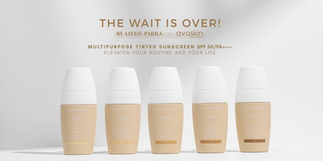 Brand Kosmetik Avoskin Berkolaborasi Dalam Program Ekspor Shopee , Luncurkan Multipurpose Tinted Suncreen