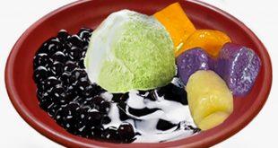 Serba  Cincau Naik Kelas Dalam Menu Dessert Ala Hong Tang