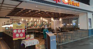 Selama PPKM Darurat, Kafe Betawi Layani Konsumen Dengan Sistem Take Away