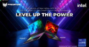 Beri Pengalaman Permainan Mulus di Semua Game Populer: Acer Luncurkan Acer Nitro 5 (AN515-57) dan Predator Helios 300 (PH315-54)