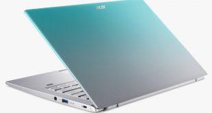 """Tawarkan Laptop Tipis Seri Swift 3 Infinity 4 """"Ocean Blue"""" , Acer Beri Bonus Jaket Embroidered Patch Karya  Diela Maharanie"""