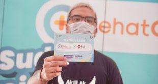 Dukung Terbentuknya Herd Immunity, SehatQ Kembali Gelar Vaksinasi Keliling