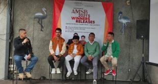 3 Finalis AMSB 2021 'Kompakan' Luncurkan Single Perdana