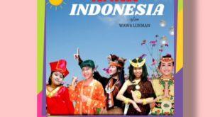 Mendapat Sentuhan Arransemen Kekinian, Lagu 'Anak Indonesia'  Langsung Rilis di Sejumlah Platfom Musik Digital