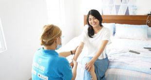 4 Manfaat Pijat  Bagi Tubuh dan Terapi Healing