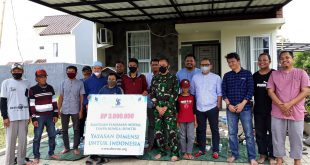 Bantu UMKM Terlepas dari Lilitan Bank Keliling, Yayasan Dimensi Gulirkan Pinjaman Modal Tanpa Bunga